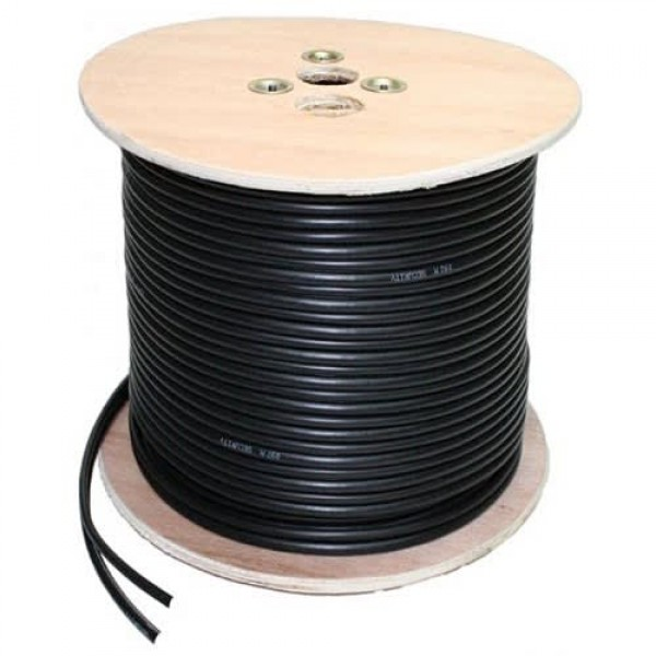 RJ59 Double Ply Coaxial Copper Cable