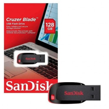 SanDisk 128GB Flash Drive