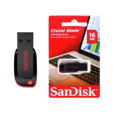 SanDisk 16GB Flash Drive