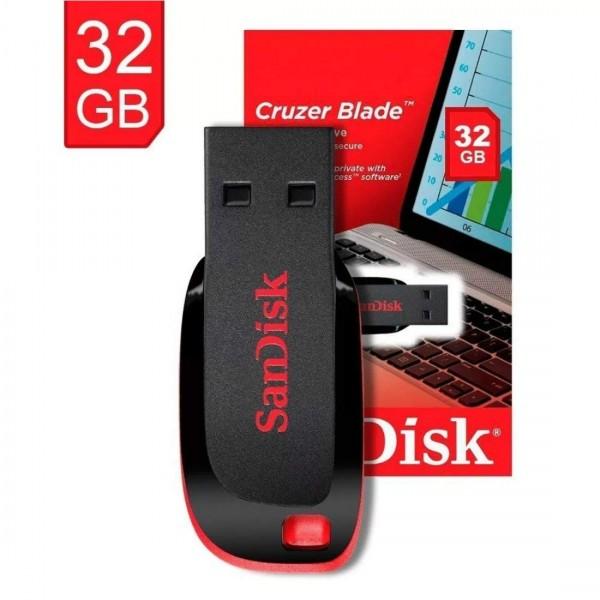 SanDisk 32GB Flash Drive