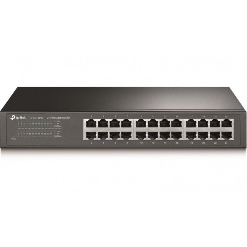 TP-Link 24 Ports Gigabit Network Switch