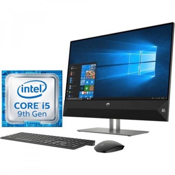 "HP Pavilion All-in-One - 24-xa0614nh, (9MB58EA), Intel Core i5, 1TB HDD, 8GB RAM, 2GB NVIDIA® GeForce® MX230, 23.8"" Touchscreen, Windows 10"