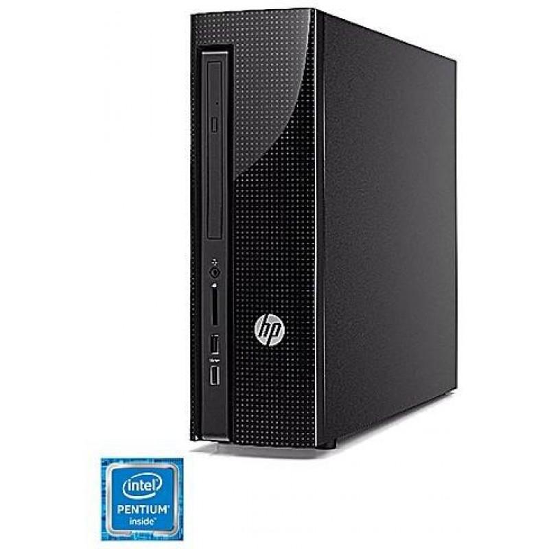 "HP Desktop - 260-a100nh, Y1E06EA, Intel Pentium, 1TB HDD, 4GB RAM, 18.5"" Windows 10"