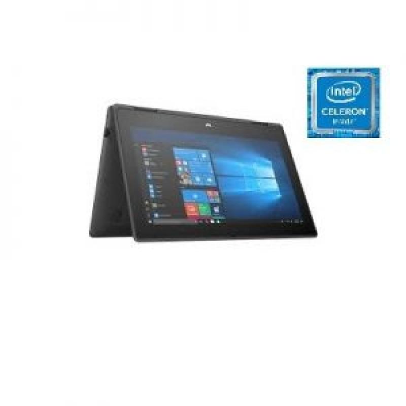 HP ProBook x360 11-G5-9RV04UT-Intel Celeron-64GB eMMC-4GB RAM-Convertible-touchscreen-11.6 Inches-Windows 10 Pro With Free 16GB Flash Drive