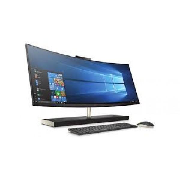 "HP ENVY Curved All-in-One - 34-b100nh,( 4MQ76EA), Intel Core i7, 2TB HDD+512GB SSD, 16GB RAM, 4GB Nvidia  GeForce® GTX 1050, 34"" Windows 10"