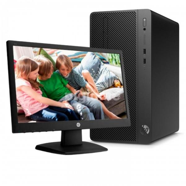 "HP 290 G3 MT, Intel core i3, 1TB HDD, 4GB RAM, 18.5"", FreeDos"