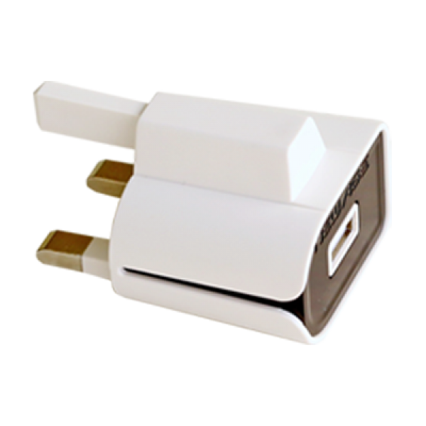 New-Age Galaxy Travel Charger- White