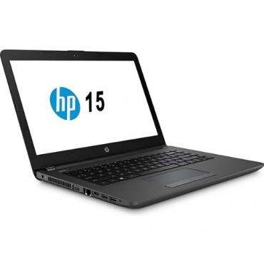 """HP 15 Laptop 3QT49EA Intel Celeron N3060 Up to 2.2GHz 4GB RAM 500GB HDD HDMI, Wi-Fi, Bluetooth, 15.6"""" FreeDos"""