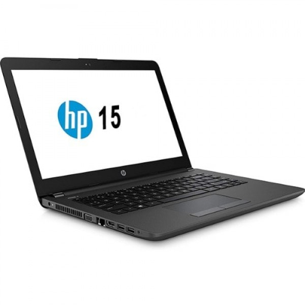 "HP 15 Intel Core i3, 3XY16EA, Up to 2GHz, 4GB RAM, 500GB HDD, HDMI, Wi-Fi, Bluetooth, 15.6"" Windows 10"