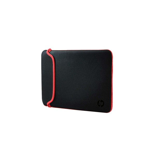 "HP 35.56 cm (14"") Black/Red Neoprene Sleeve"
