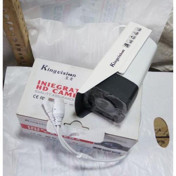 Kingvision 8mm Outdoor Bullet IP Camera