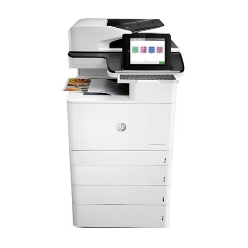 HP LaserJet Enterprise Flow MFP M776zs multifunction printer