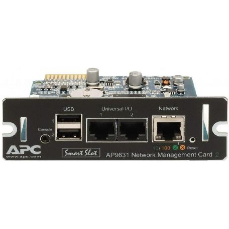 Apc UPS Network Management Card 2 with Environmental Monitoring