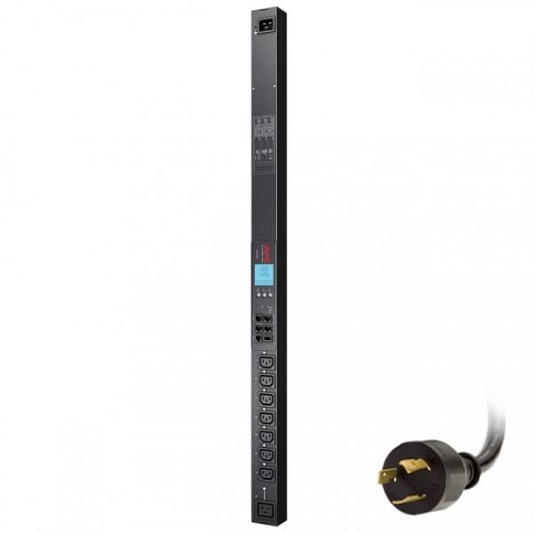 APC Rack PDU 2G, Switched, ZeroU, 20A/208V, 16A/230V, (21) C13 & (3) C19