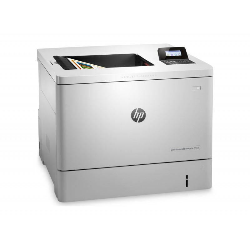 HP Color LaserJet Enterprise M553dn A4 Colour Laser Printer