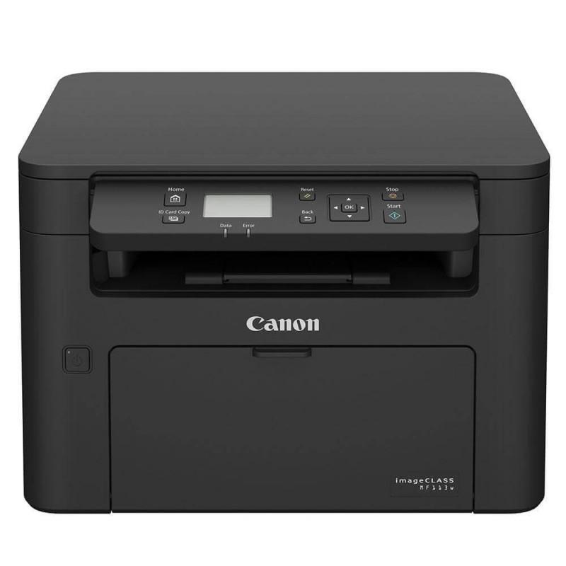 Canon i-SENSYS MF113w All-in-One Mono Laser Printer