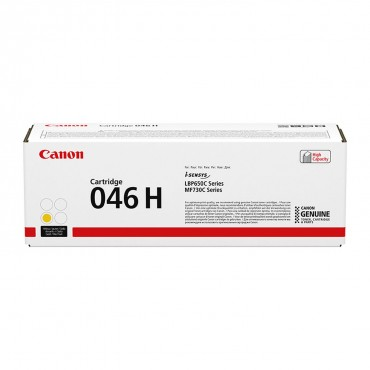 Canon 046 Yellow Toner Cartridge