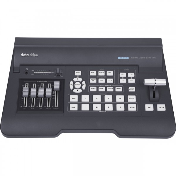 Datavideo Digital Video Switcher SE-650 HD