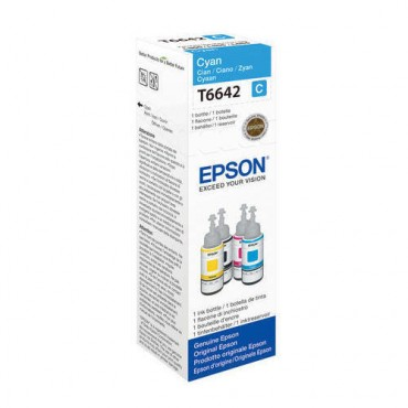 Epson T6642 Cyan Ink Bottle (70mL)