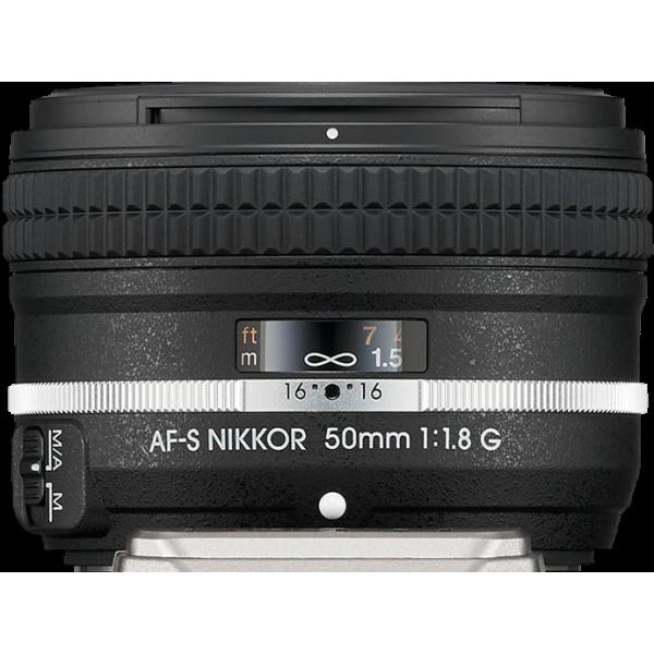 Nikon 50mm f/1.8G Lens