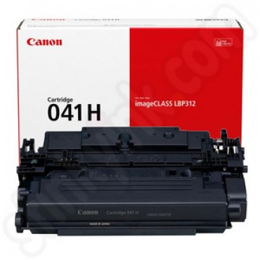 Canon 041H High Yield Black Toner Cartridge