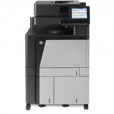 HP Colour LaserJet Enterprise flow M880z+ Multifunction Printer