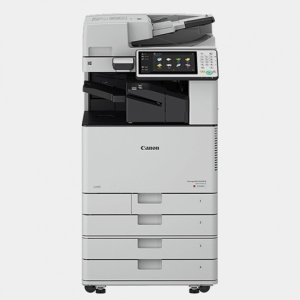 Canon imageRUNNER C3520i With DADF and Pedestal