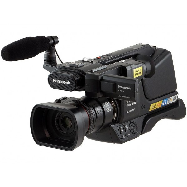 Panasonic HC-MDH2-M Professional Video Camcorder