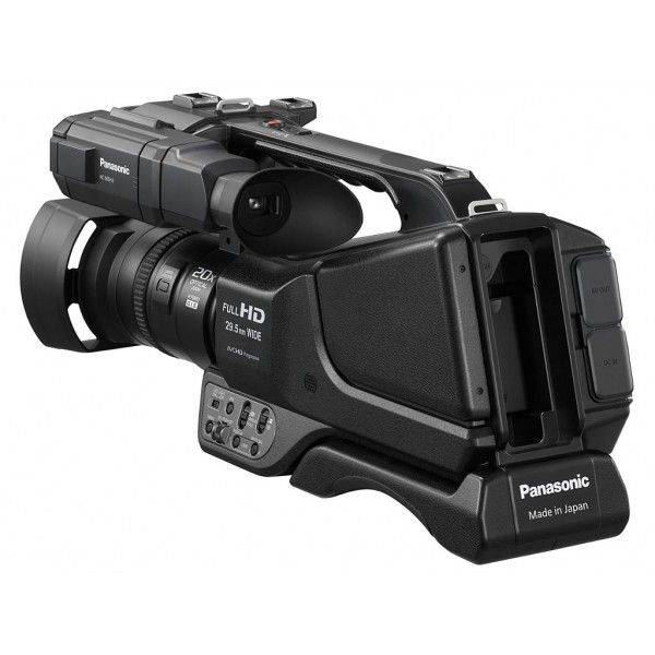 Panasonic HC MDH3 Professional Video Camcorder