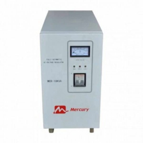 Mercury Stabilizer AVR A15000, 15KVA, Single Phase