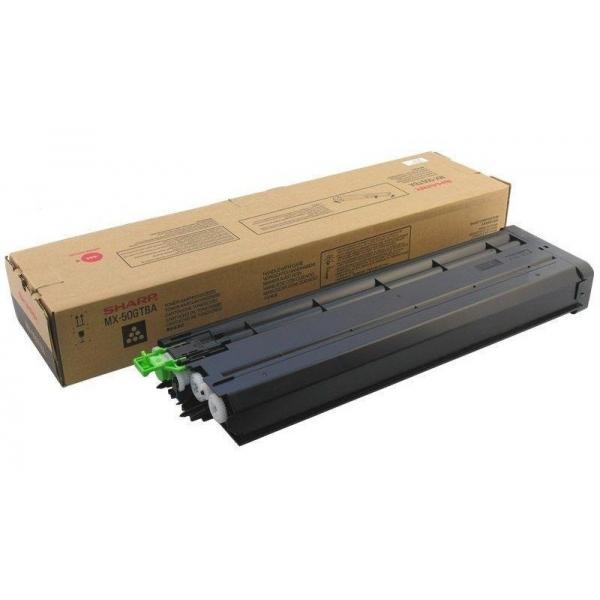 Sharp MX-50GTBA Black Toner Cartridge