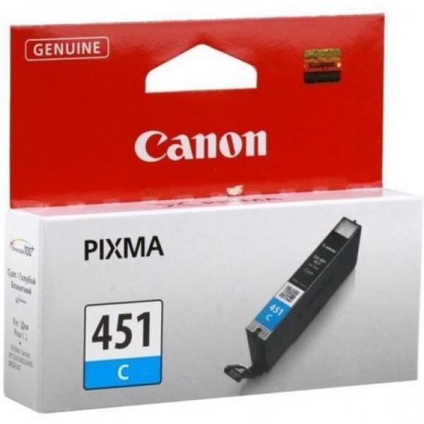 Canon 451 Cyan Ink Cartridge
