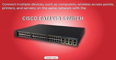 Cisco catalyst Switch-03