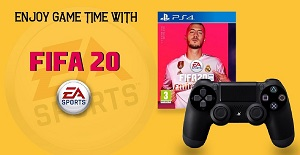 Fifa 20 game (PS4) wireless pad